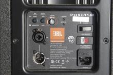 JBL PRX-615 M Actieve luidspreker connector side
