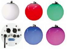 led sphere showtec