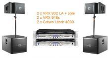 VRX set 1 3200W