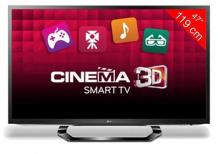 2D / 3D LG Cinema SMART TV